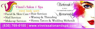 Vinni's Salon & Spa